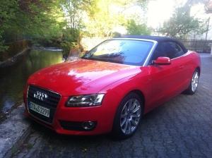 Dankbarkeit, Audi A5 Cabrio, Starnberg, The Goddess