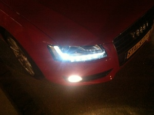 Audi A5 Cabrio, Starnberg, The Goddess