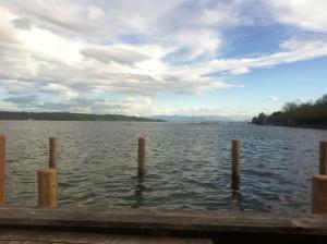 Starnberger See am Abend