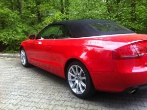 Audi A5 Cabrio, Schönheit, The Goddess
