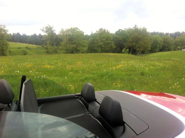 Audi A5, The Goddess, Starnberger See