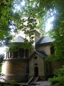 König Ludwig II. Votiv-Kapelle am Starnberger See