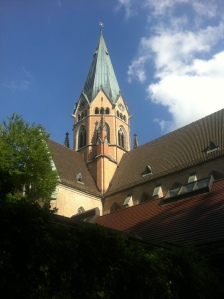 Klosterkirche St. Ottilien