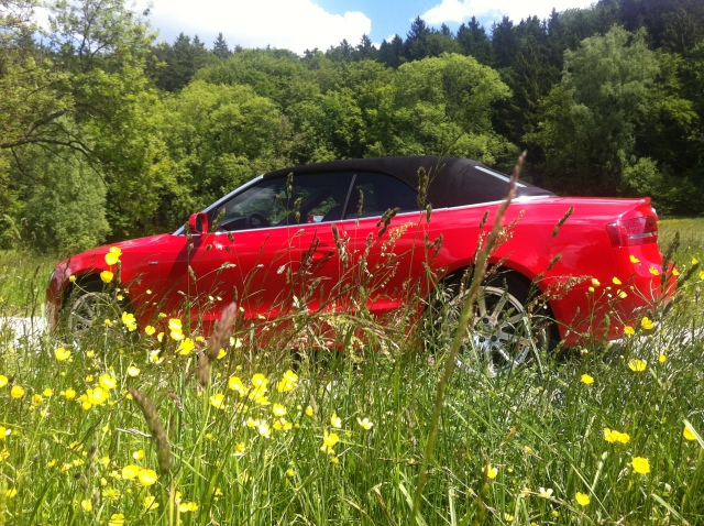 Audi A5 Cabriolet, Starnberg