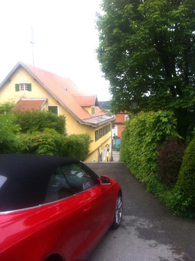Starnberger See, Vogelangerstraße, The Goddess, Audi A5 Cabriolet
