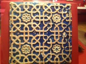 Islam, Ornament, Muster, Kachel