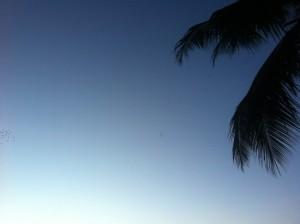 Himmel auf Bali