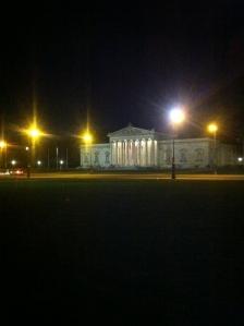Glyptothek am Königsplatz in München
