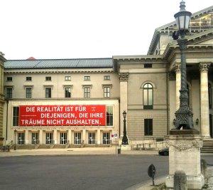 Plakat zu Träumen in München